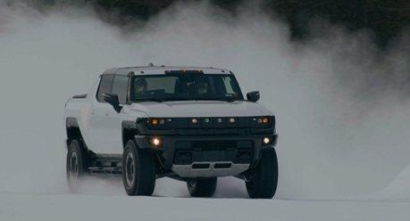 休旅才是王道!Hummer EV電動SUV將於4月正式發表