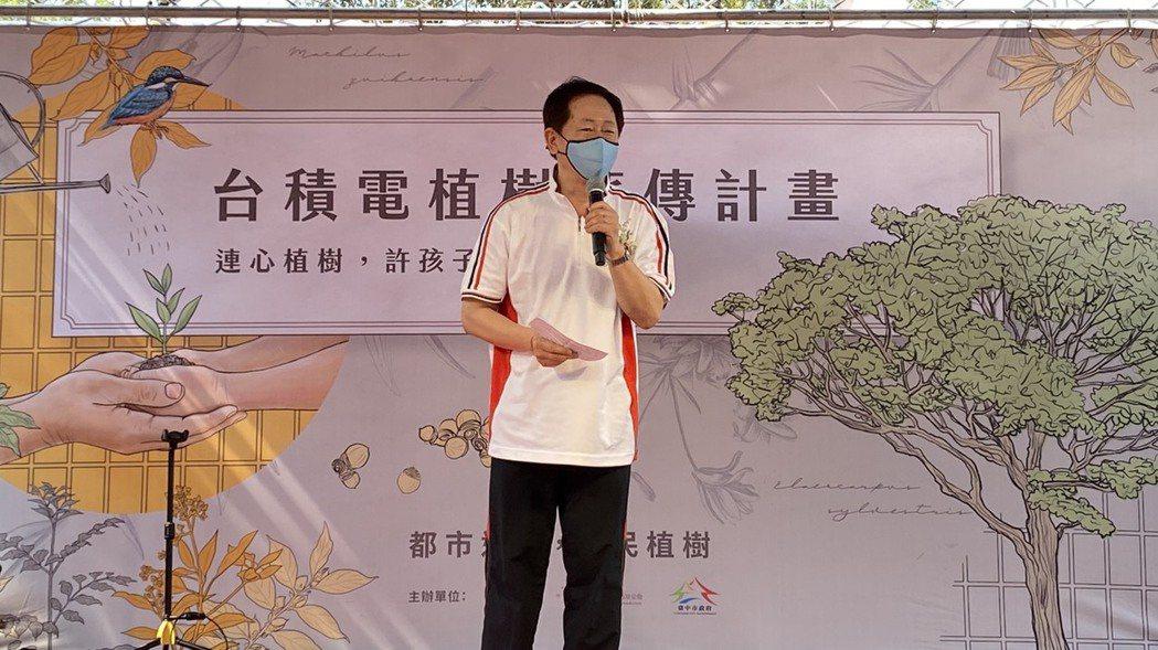 台積電董事長劉德音。記者李孟珊/攝影。
