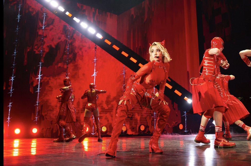 蔡依林「Ugly Beauty」世界巡演台北加演場」將於4月23至25日重返台北...