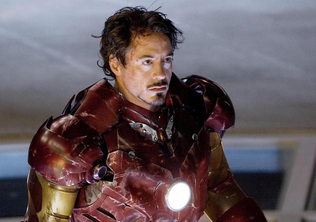 「鋼鐵人」小勞勃道尼向來是漫威英雄片酬一哥。圖/摘自imdb