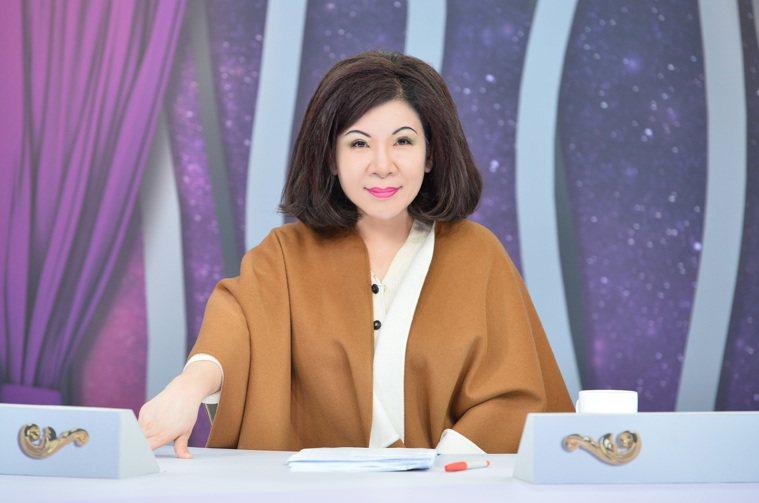 陳文茜至今仍在和健康問題奮戰。圖/TVBS提供