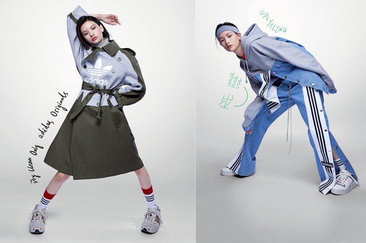 adidas Originals與發跡曼谷跳蚤市場的設計師品牌DRY CLEAN...