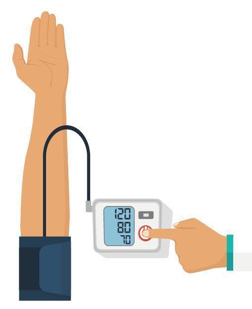 定時量測血壓很重要。 圖/123RF