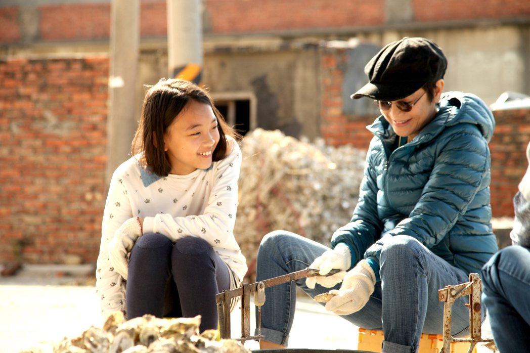 張艾嘉身為台灣世界展望會終身志工,不忘關懷弱勢孩童。圖/台灣世界展望會提供