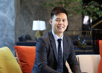 富旺國際開發總經理林宗毅表示,在營建成本不斷上調,未來房價也只能隨之反映。圖/富...