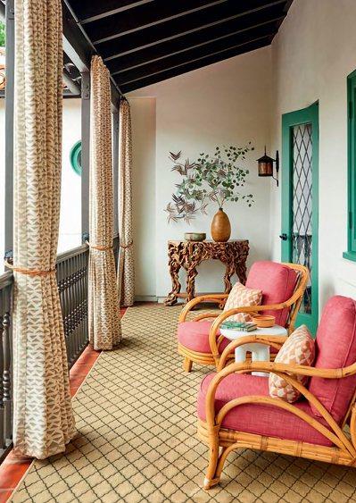 居家軟裝布置增加家中氣氛。 圖/台灣廣廈授權使用