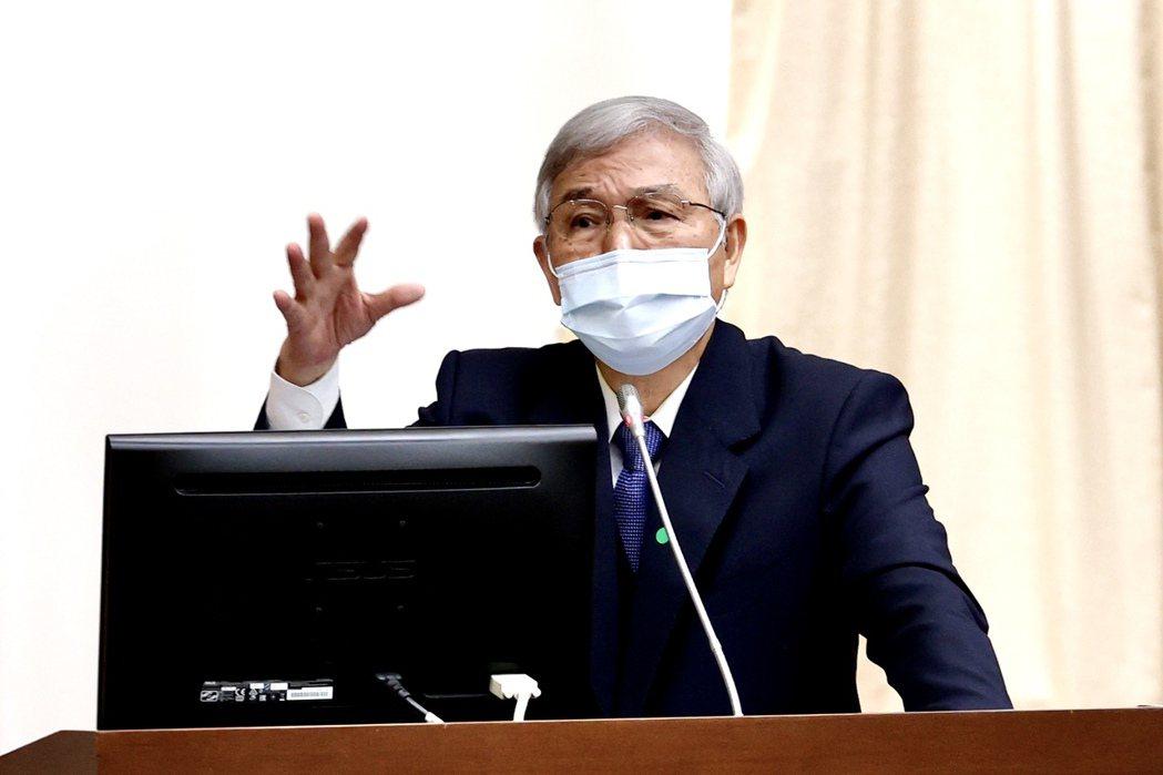 央行總裁楊金龍。圖/報系資料照