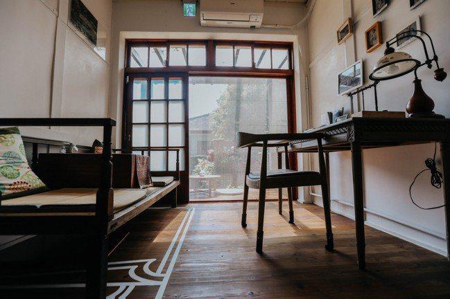 勝利星村經過日據與國軍時期,有兩種風格。記者吳致碩/攝影