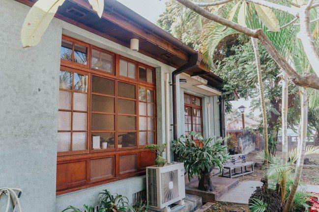 作家張曉風故居成為勝利星村的獨立書店。記者吳致碩/攝影