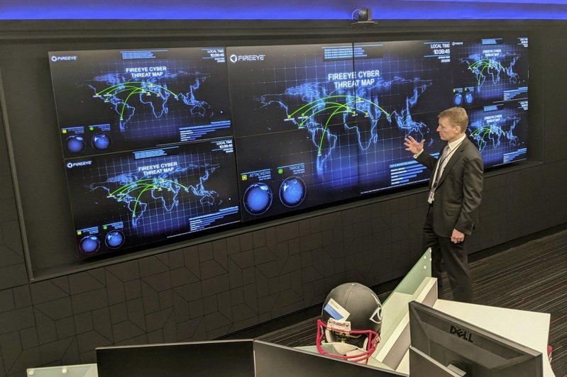 駭客透過微軟郵件漏洞入侵全球逾6萬台伺服器。美聯社