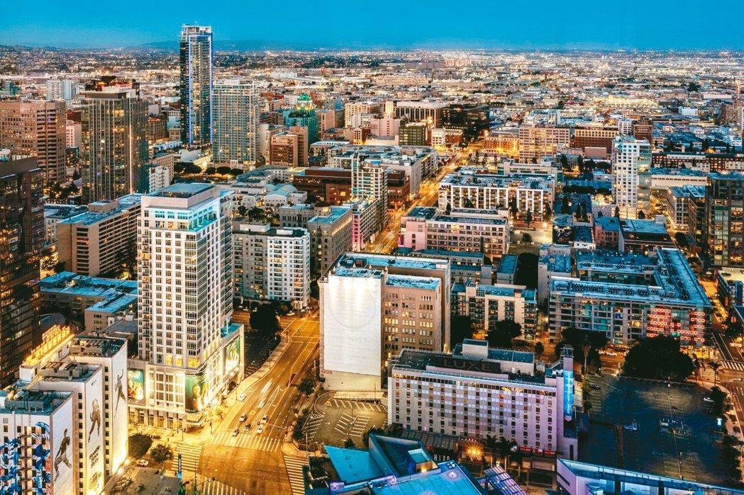 洛杉磯每年房價增值率上看6%,出租公寓租金投報率達10%。(洛杉磯時報)