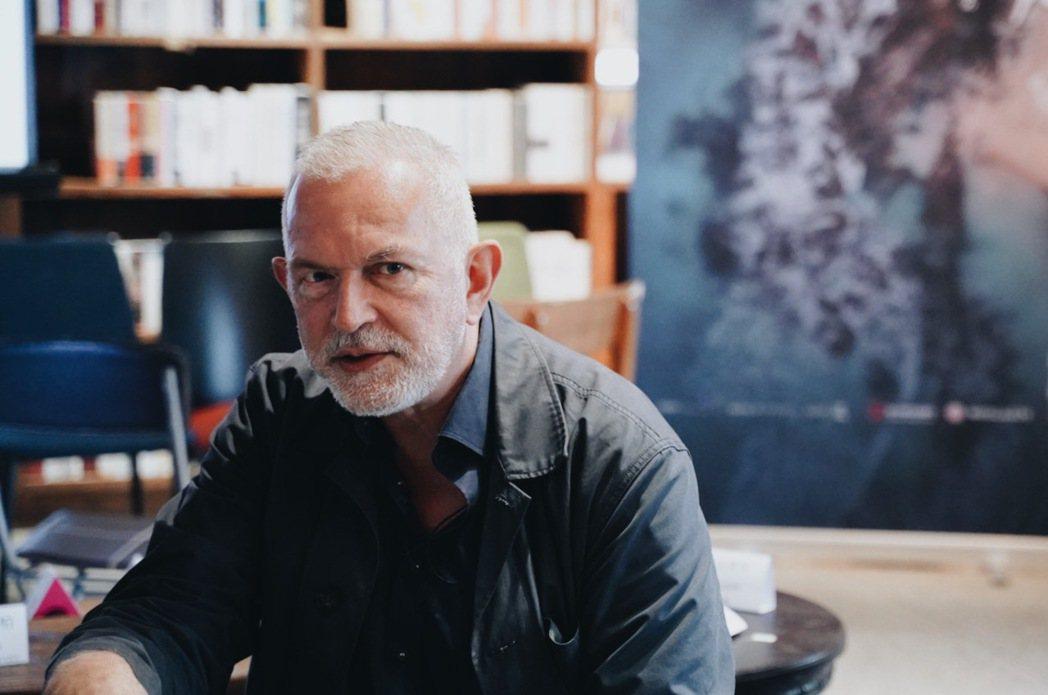 旅法德籍導演盧卡斯.漢柏(Lukas Hemleb)接觸台灣文化至今15年,《複...