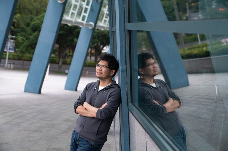 YouTube共同創辦人陳士駿和他在矽谷的友人到台灣定居。圖/取自紐約時報