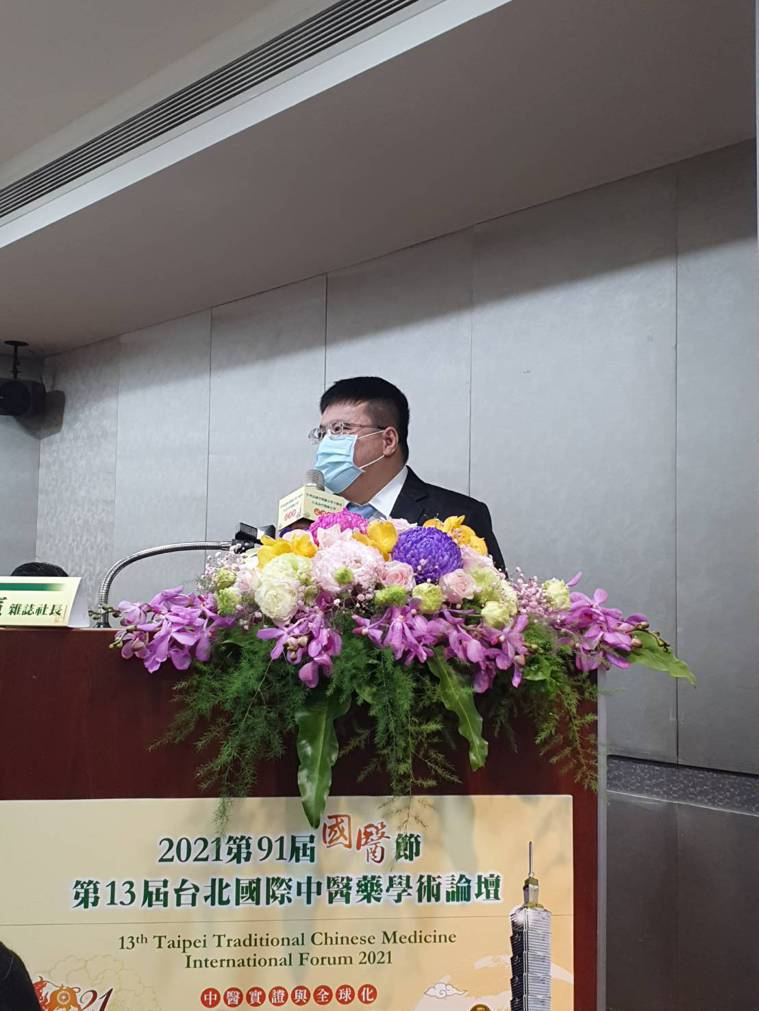 「消費者報導」雜誌社長胡峰賓表示,本次中藥檢測由民眾主動送驗。記者楊雅棠/攝影