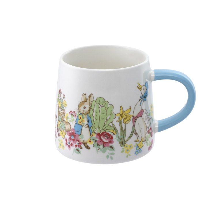 英式簡約陶瓷牛奶杯,580元。圖/Cath Kidston提供