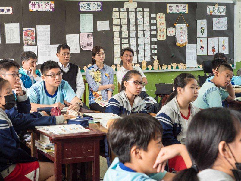 新課綱開啟家長進教室,參與公開課的機會。全台高中小都有機會舉辦公開課。圖/聯合報系資料照片