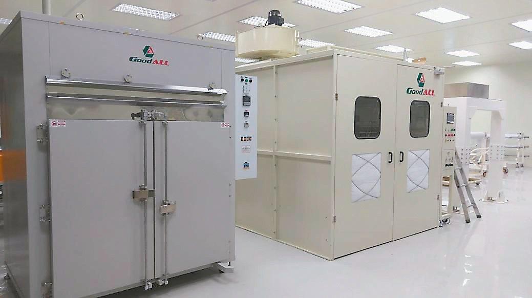 紘原工業提供各式整廠自動化噴塗系統並廣受好評。紘原工業/提供