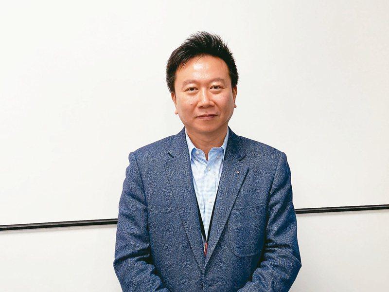 西勝董事長黃宗偉 記者吳凱中/攝影