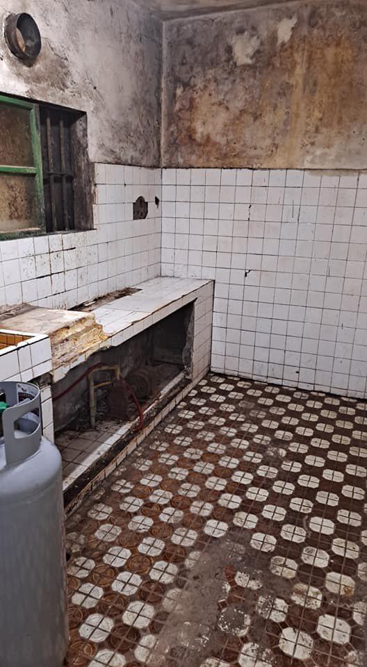 廚房格局/圖片截自Facebook