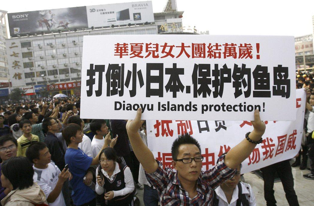 2010年的中日稀土出口糾紛,就是中國對日本海上保安廳與中國漁船的「釣魚台撞船事...