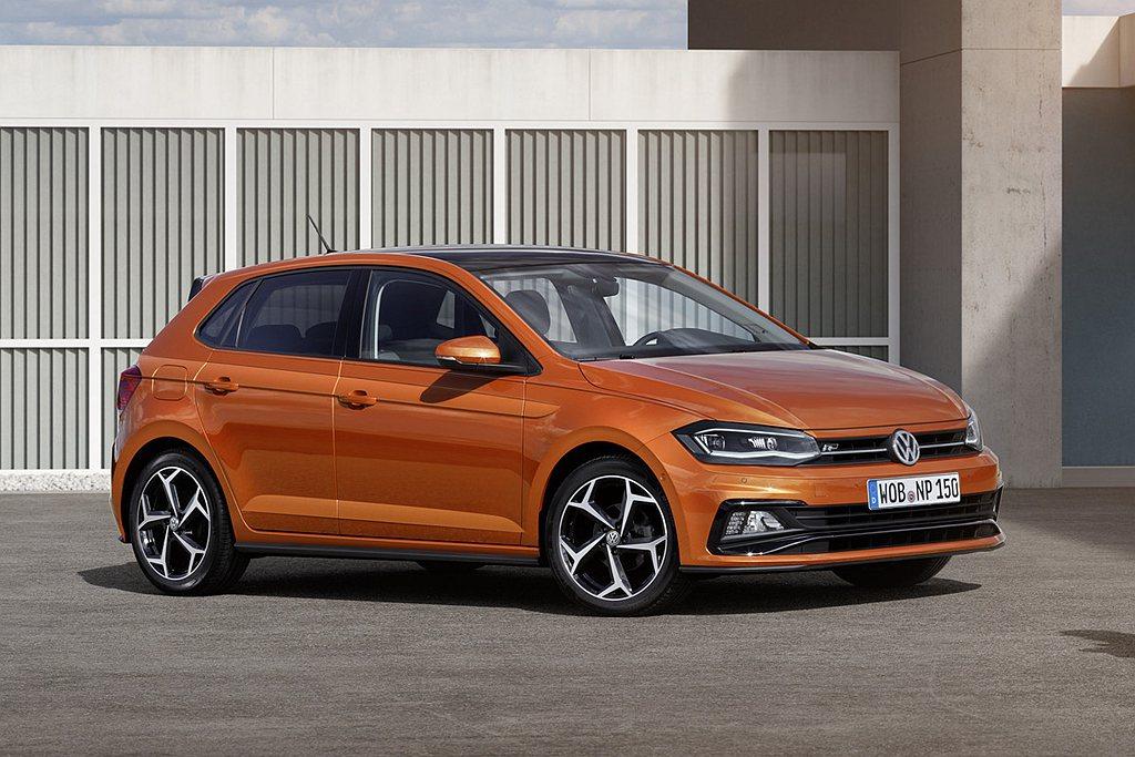 福斯Polo推出全新230 TSI智能特仕版,讓行車安全再提升。 圖/Volks...