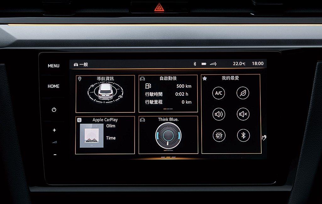 第三代MIB模組化資訊娛樂系統提供Discover Pro 9.2 吋多媒體鏡面...