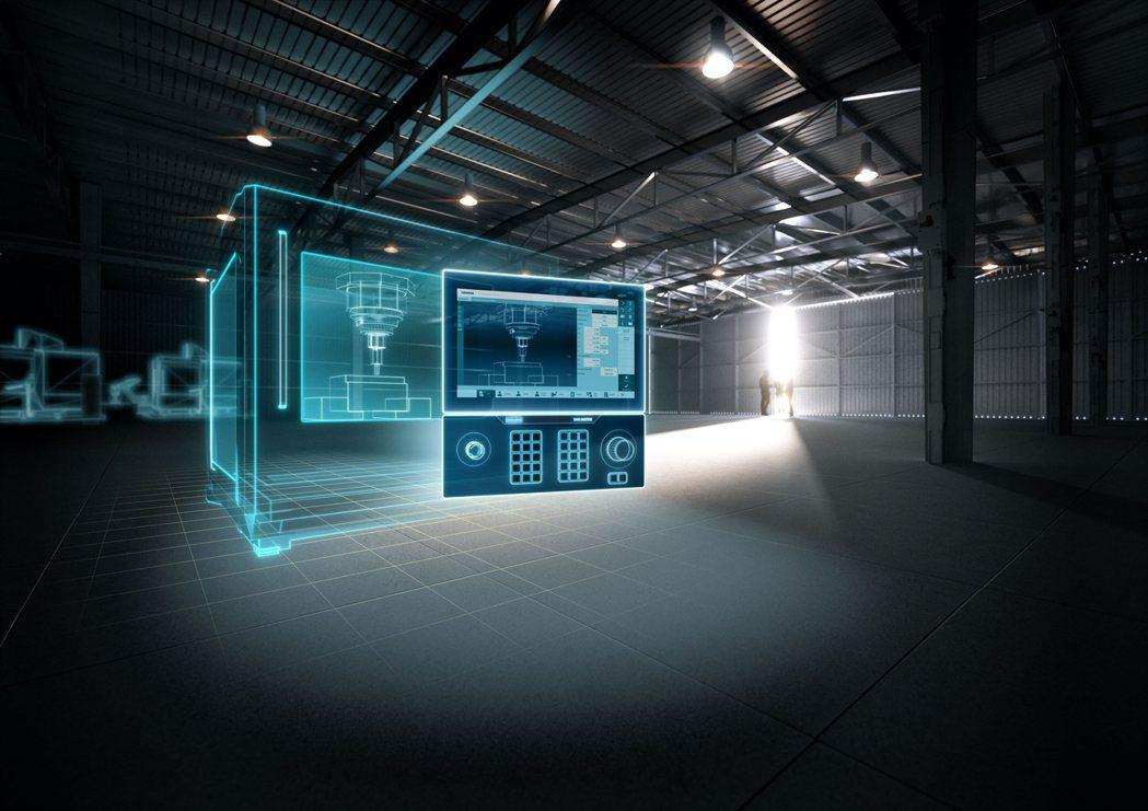 西門子高效SINUMERIK ONE新世代數位原生CNC控制器為工具機數位轉型核...