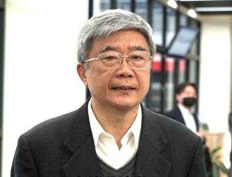 台灣小水力綠能產業聯盟首屆理事長洪正中。 小水力綠能產業聯盟/提供