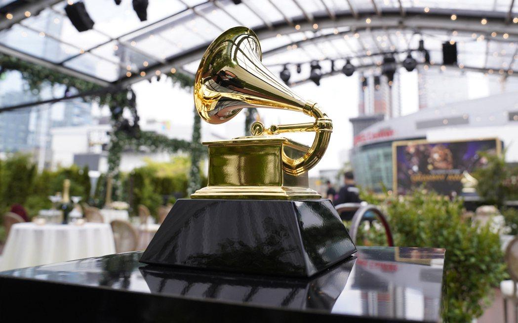 63屆葛萊美獎頒獎典禮在美國洛杉磯舉行。 圖/美聯社