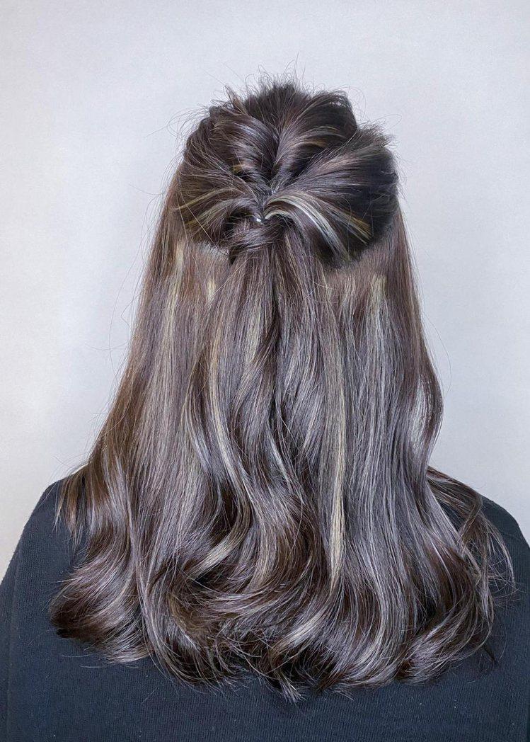 髮型創作/1997's Hair Salon / Rebecca,圖/Style...