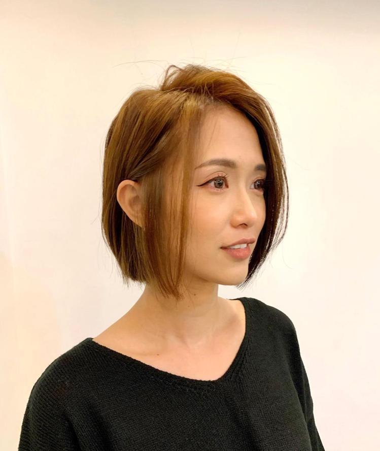 髮型創作/IAN studio / IAN 宏華,圖/StyleMap美配提供