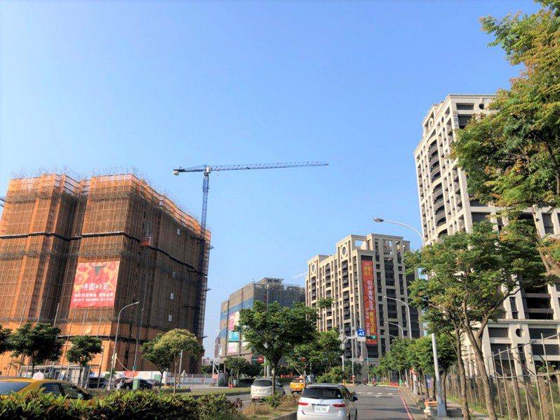 行政院近日拍板房地合一稅2.0。記者游智文/攝影
