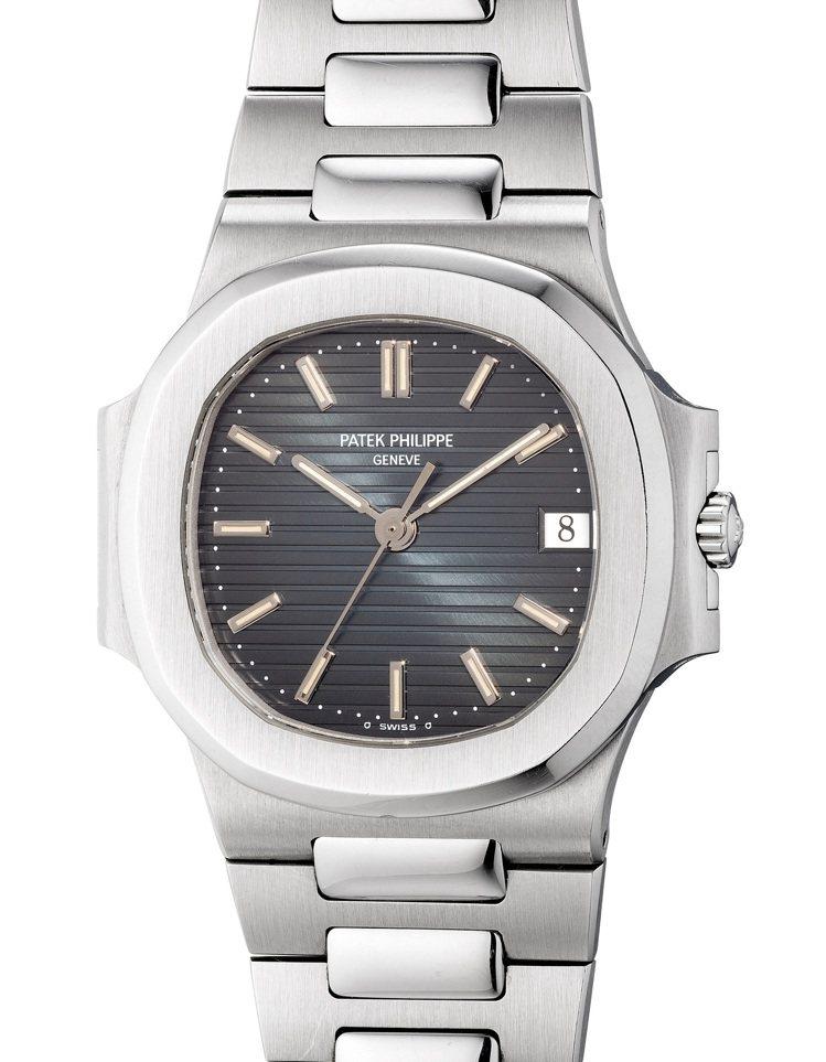百達翡麗,型號3800/1A,精鋼自動鍊帶腕表,1993年製,估價約23.5萬港...