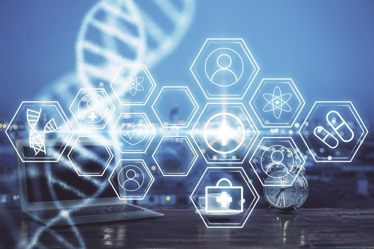 小分子抗癌新藥,能抑制大腸直腸及胰臟腫瘤生長,提升療效並降低副作用。圖/123R...