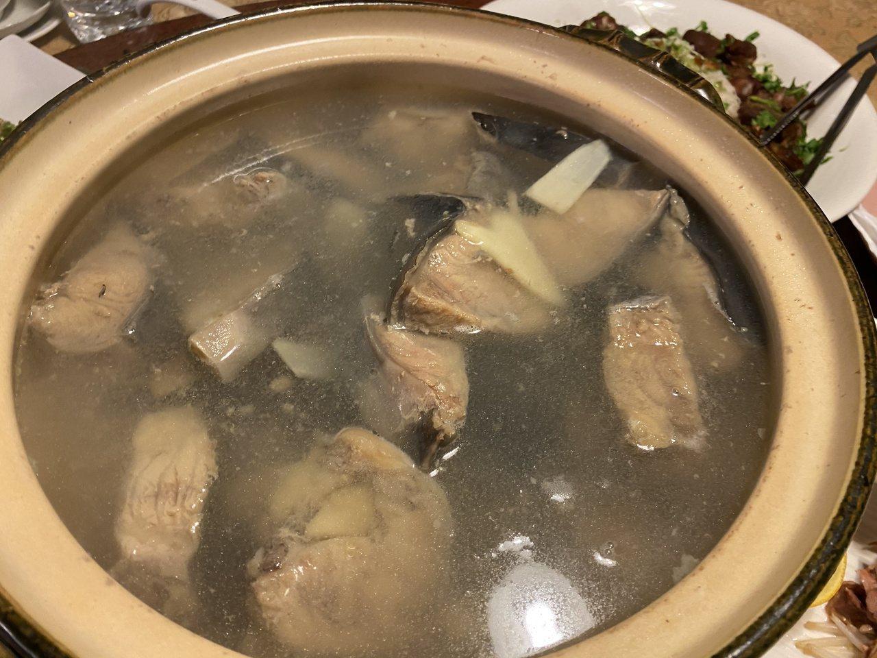 中興新村匯集各省美食,居民也匯集眷村菜,傳承傳統美味。 圖/江良誠 攝影