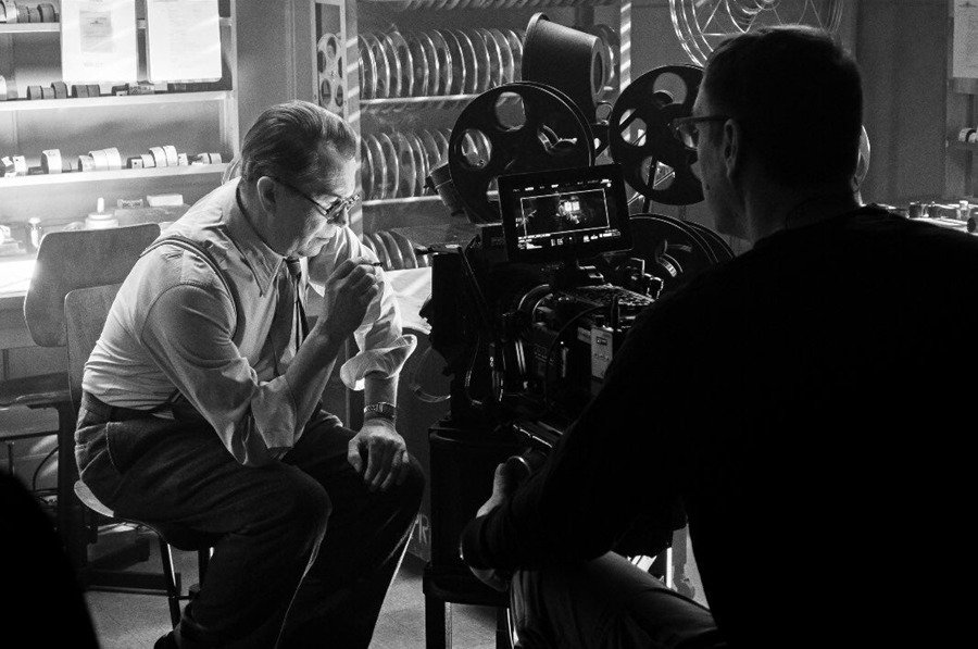 《曼克》獲得了最佳影片、導演、男主角等十項大獎提名。 圖/IMDb