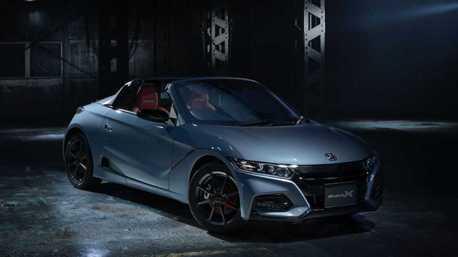 Honda 敞篷小跑車S660告別作 Modulo X Version Z特仕車登場!