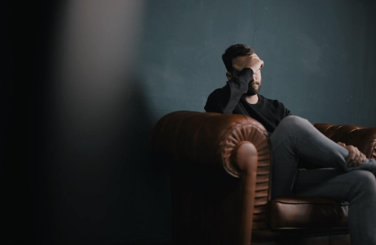 憂鬱症病患需要的只有聆聽和陪伴! 圖/unsplash