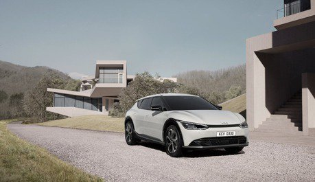IONIQ 5兄弟車、不一樣的設計 全新Kia EV6純電車發表前搶先看!
