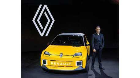車廠Logo改起來!Renault將於2022年更換全新企業識別標誌