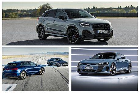 小改款Audi Q2車系正式上市!台灣奧迪再透露今年品牌計畫