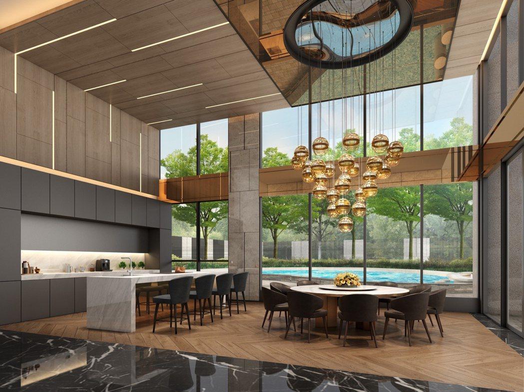 清景麟地產「白易居THE ARCH」,磨了3年,成屋銷售,開價一坪21萬元起。 ...
