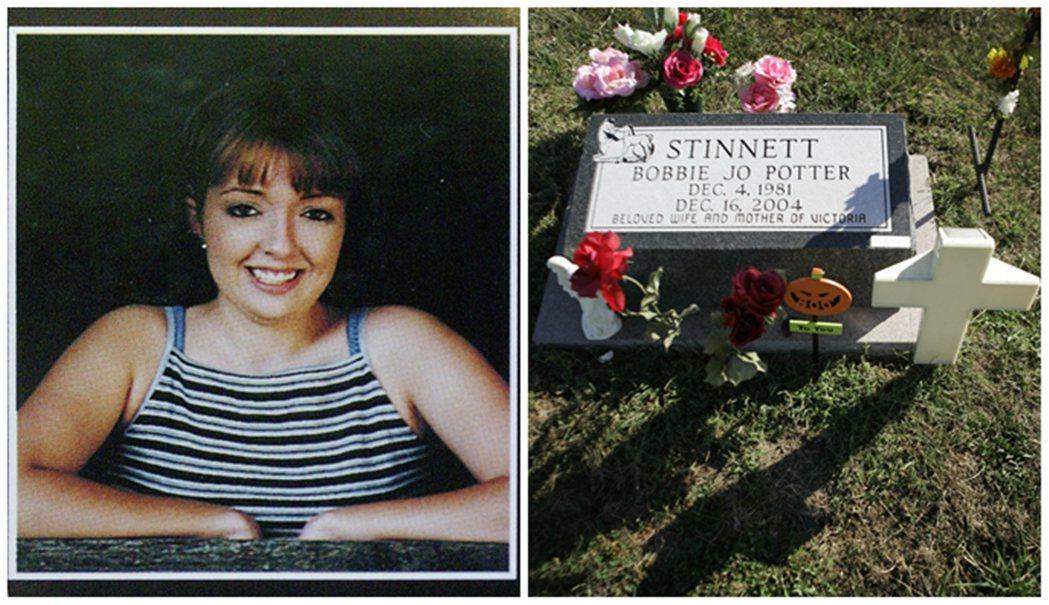 當時36歲的麗莎,勒死了一名23歲的孕婦史汀奈特(Bobbie Jo Stinn...