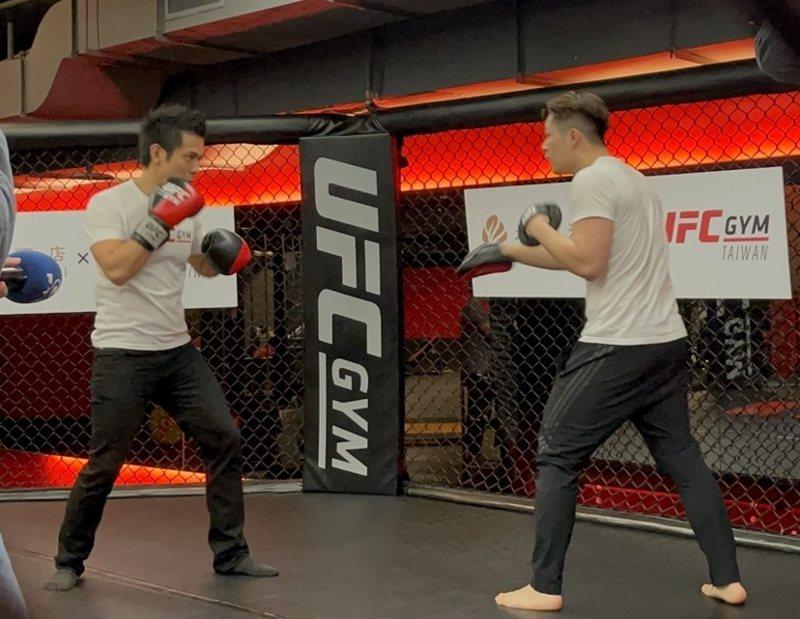 UFC GYM TAIWAN在台北有2家據點,最特別的是「格鬥健身」課程,更有專...