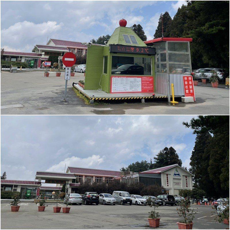 福壽山農場旅遊服務中心,圖片來源:IG@reshieh