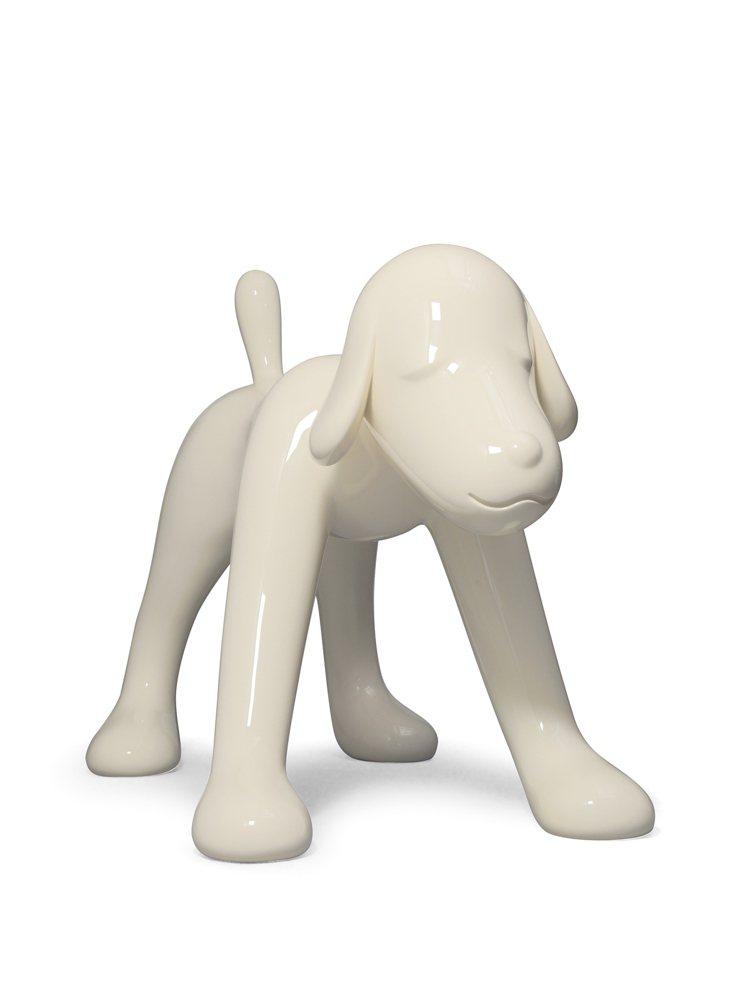 去年羅芙奧台北2020春季拍賣會推出巨型(188公分高)奈良美智雕塑「Your ...