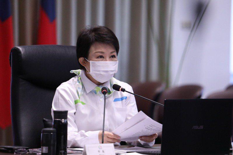 台中市長盧秀燕。圖/台中市政府提供