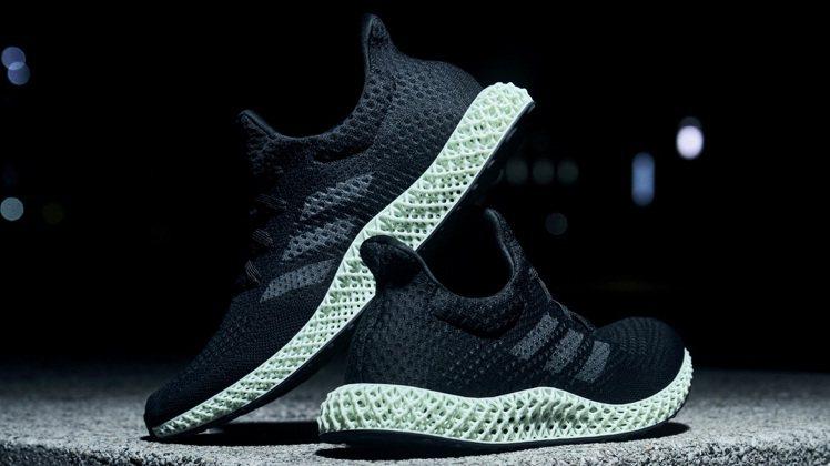adidas Futurecraft 4D鞋8,400元。圖/adidas提供