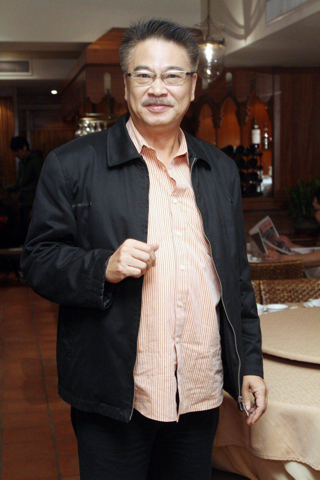 吳孟達日前因肝癌惡化去世。圖/聯合報系資料照片