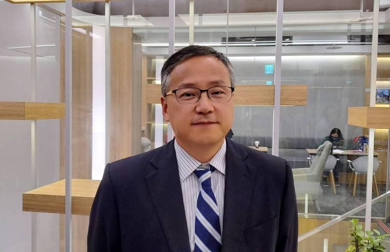 愛普科技董事長陳文良對今年營運展望樂觀。愛普/提供